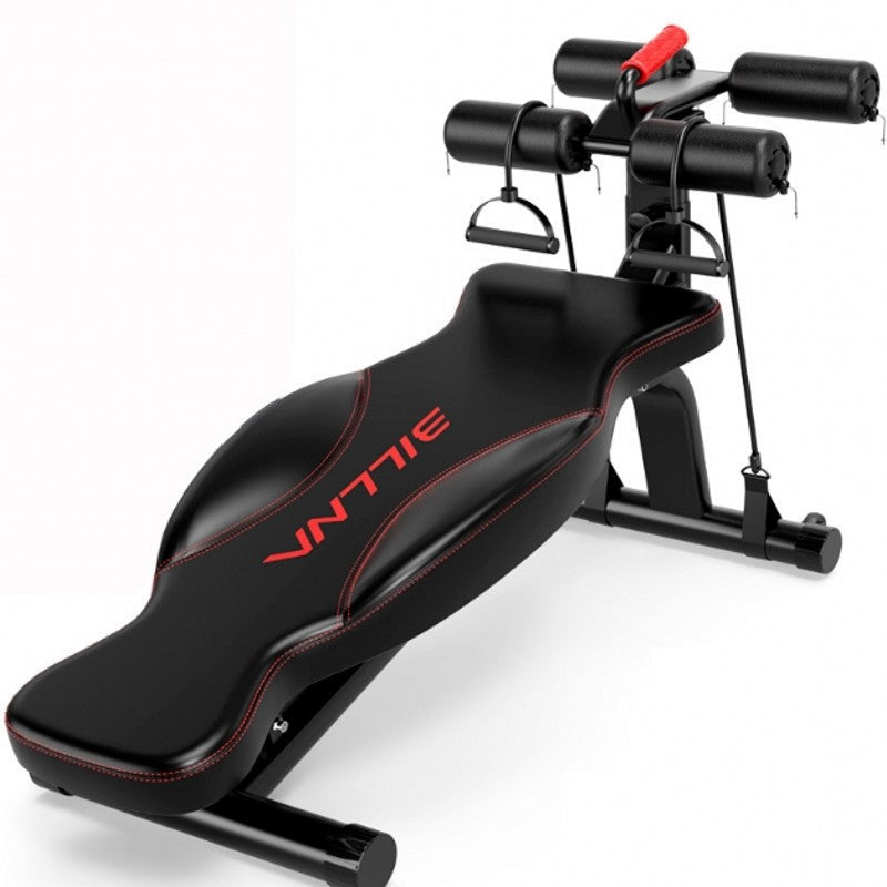Fitness Machines for  Benches Sit Up Abdominal Bench Board Abdominal Exerciser Equipments Gym Multi-function Training Muscles
