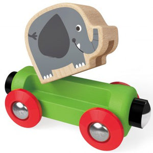 Tren animales jungla hape jungle journey (+18 M)