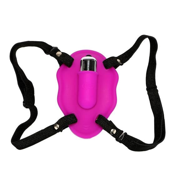 Yolo Butterfly Clitoris Stimulate Wearable Harness Strap