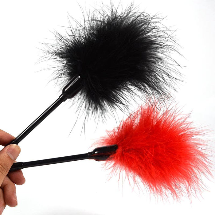 Yolo Kinky Feather Duster