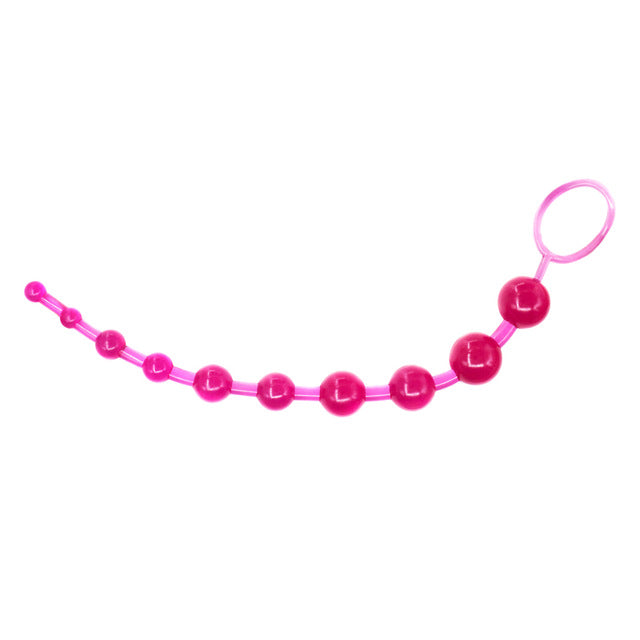 Yolo Cherry Anal Beads