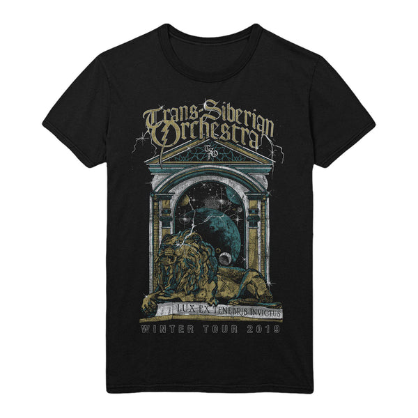 TSO Winter Tour 2019 Guardian Tee-Trans-Siberian Orchestra