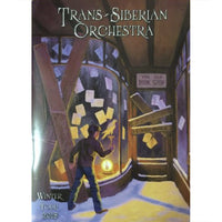 2018 West Coast Tour Program-Trans-Siberian Orchestra