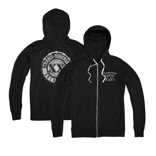 Winter Tour XX Hoodie-Trans-Siberian Orchestra