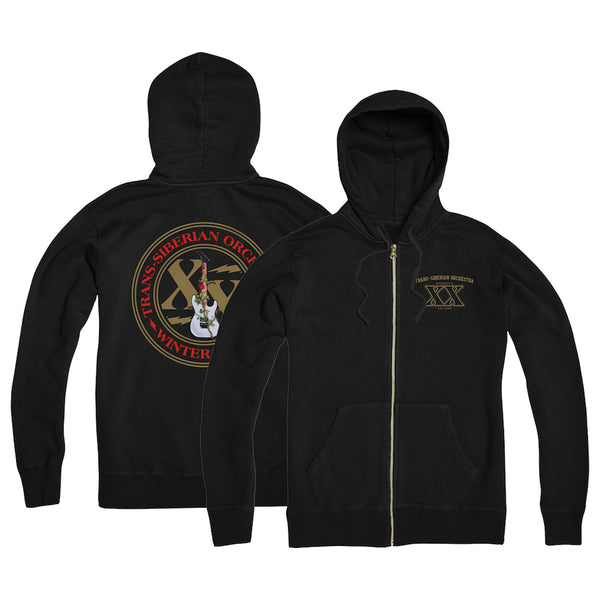 Winter Tour 2018 Hoodie-Trans-Siberian Orchestra