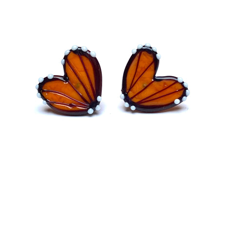 Butterfly Seconds, Opaque Brick Orange