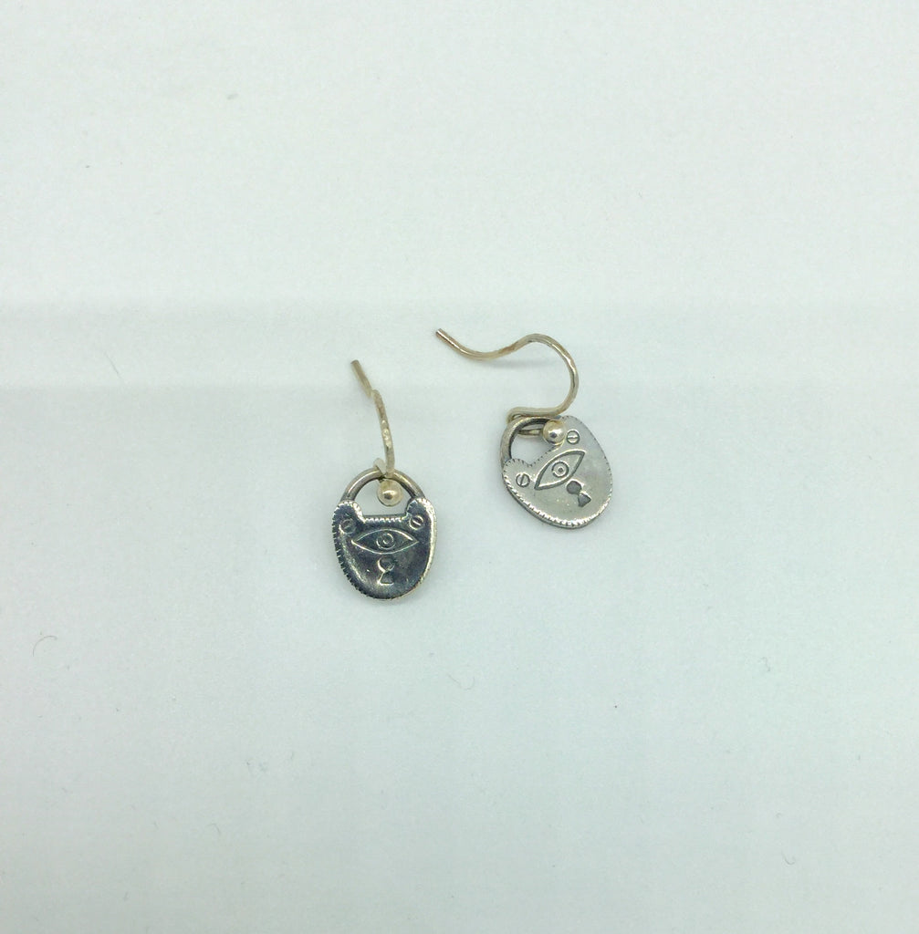 Dar Salaam Padlock Earrings