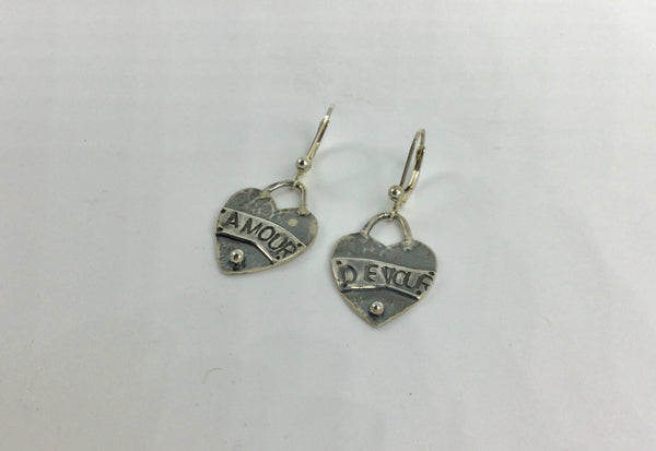 Amour/Devour Earrings