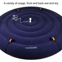 Load image into Gallery viewer, Xtrememasterx Inflatable Round Bed Sex Furniture Chair Sofa Sex Toys for Couples Adult Toys BDSM Bed Sex Chair Pillow