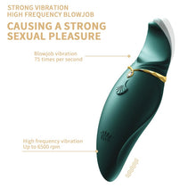Load image into Gallery viewer, Xtrememasterx  Royalty G-spot Vibrator Tongue Licks Clitoris Orgasm Masturbatory Massage Stick For Adult Toy Woman Masturbation Vagina Toy Clitoris