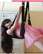 Load image into Gallery viewer, Tough age Bungee Cord Sex Swing Chairs Sex Furniture For Couples Adult Products Various Passionate Sexual Positions (only slings)