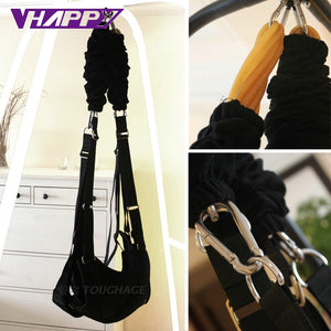 Tough age Bungee Cord Sex Swing Chairs Sex Furniture For Couples Adult Products Various Passionate Sexual Positions (only slings)