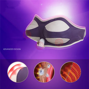 Breast Massage Chest Stimulus Device Electric Infrared Electronic Breasts Enlargement Health Care Massage For Women