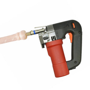 Sex Machine with Dildos Toy Automatic Retractable Pumping Thrusting Adjustable Sex Toys Small Hand Held Electric Drill E5-1-39