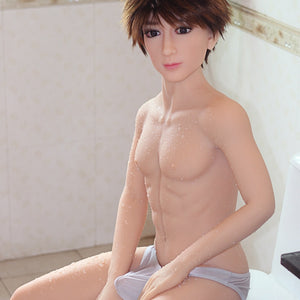 Cosdoll 140cm Full Size Realistic Life Asian Gay Silicone Sex Dolls for Men Women Real Adult Toy Love Doll