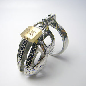 Small Chastity Device Metal Chastity Cage With Penis Rings Stainless Steel Male Cock Rings Bondage Cock Cage Sex Product