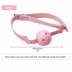 10 Pcs/set Sexy Lingerie PU Leather BDSM Sex Bondage Set Hand Cuffs Foot cuff Whip Rope Blindfold Erotic Sex Toys For Couples