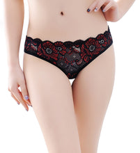 Load image into Gallery viewer, Women Sexy Lingerie Hot Erotic Sexy Panties Open Crotch Porn Underwear Crotch Less Panties Open Back Underpants Sex Wear Briefs