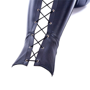 Xtrememasterx Erotic Toys BDSM Bondage Restraints Sexy Mermaid Straitjacket Soft PU Leather Body Bondage Harness Fetish Sex Toys For Woman