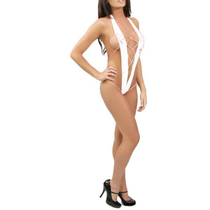 Women Nightwear Sexy Lace Dress Lingerie Underwear G string Baby Doll Sleepwear