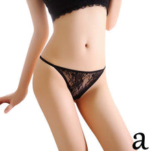 Load image into Gallery viewer, Sexy Lady Women's Thongs G string V string Panties Knickers Lingerie Underwear