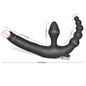 Waterproof Dildo Vibrator G-Spot Vibrating Stick Adult Sex Toys For Woman Anal Vibrators for Women Sex Products