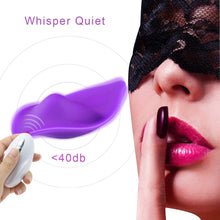 Load image into Gallery viewer, Wearable Patty Vibrator With Remote Control  12 Vibration Waterproof Clitoral Stimulation Massages Sex Toys for Women and Couples
