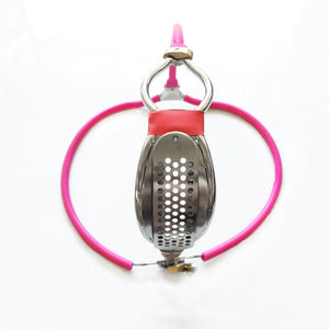New Stainless Steel Silicone Female Chastity Belt Eroticism Sex Speechless Door Koppel  BDSM 4 Colors