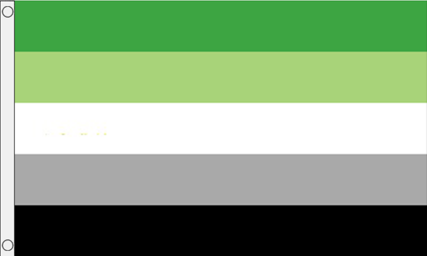 Aromatic Pride Flag