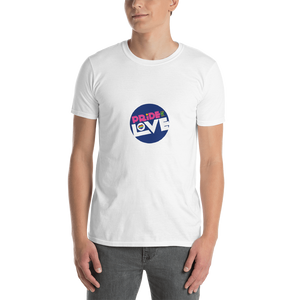 Pride is Love T-Shirt (White)