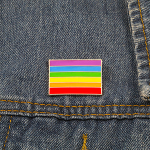 Pride Rainbow Pin
