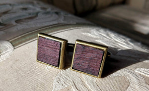 Wine Barrel Cufflinks