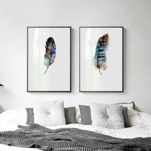 Load image into Gallery viewer, Nordic Feathers