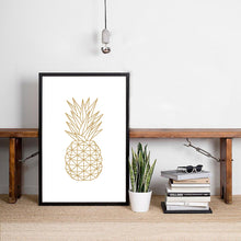 Load image into Gallery viewer, Geometric Pineapple