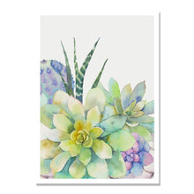 Load image into Gallery viewer, Watercolor Succulents