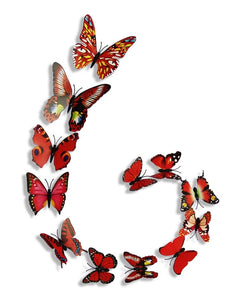 Butterfly Bliss - Bright Edition - 12 piece set