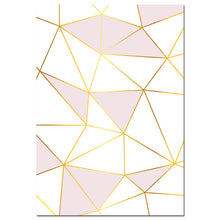 Load image into Gallery viewer, Pink and Gold Summer