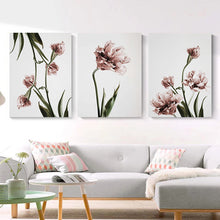 Load image into Gallery viewer, Dramatic Pink Flowers