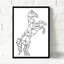 Load image into Gallery viewer, Geometric Animals & Love