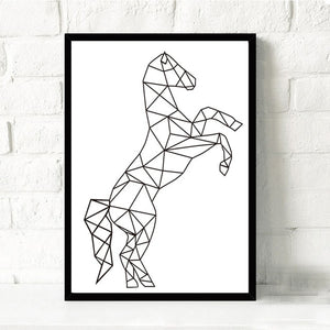 Geometric Animals & Love