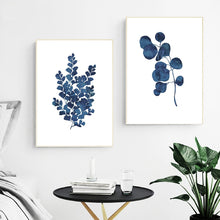 Load image into Gallery viewer, Blue Botanicals