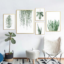 Load image into Gallery viewer, Watercolor Greenery