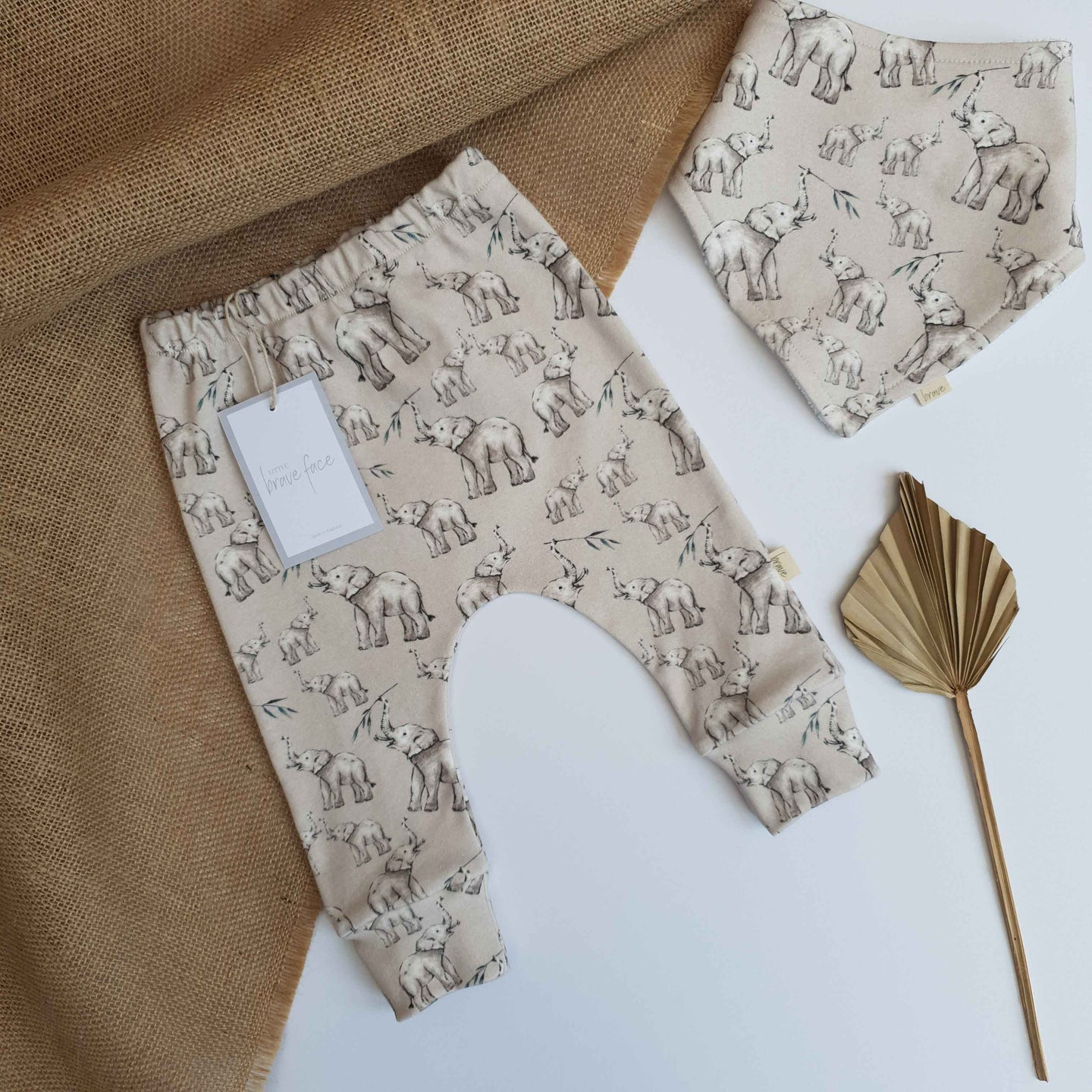Elephant Friends Leggings