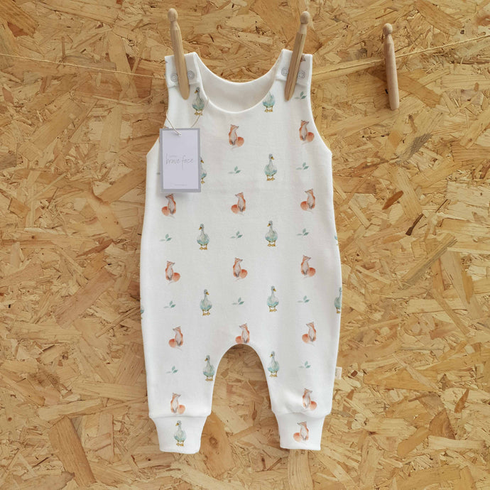 Duck & Fox Romper