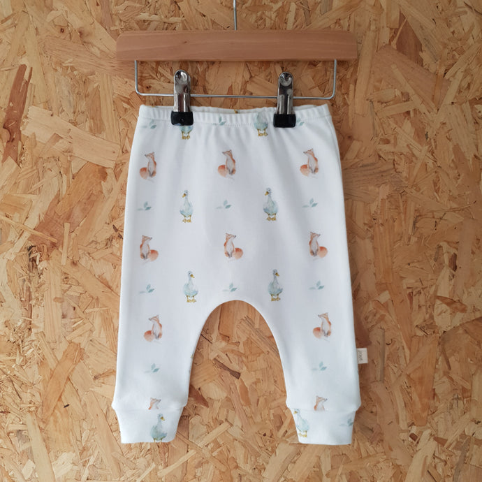 SALE Duck & Fox Leggings - 0-3m
