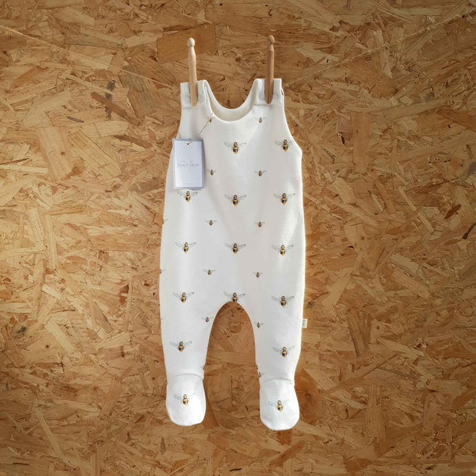 Bee Footed Romper