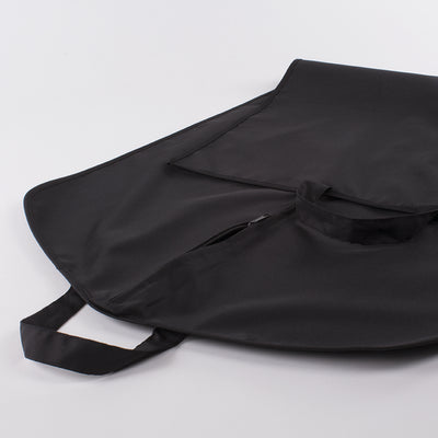 POLYESTER GARMENT COVER 60X110cm WITH HANDLES