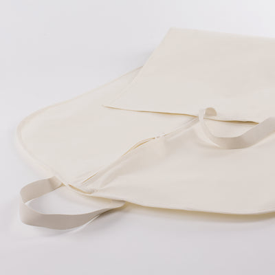 NON-WOVEN GARMENT COVER 60X140cm WITH HANDLES