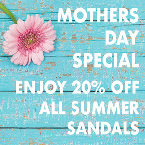 MOTHERS DAY SPECIAL - Noosa Footwear Co.