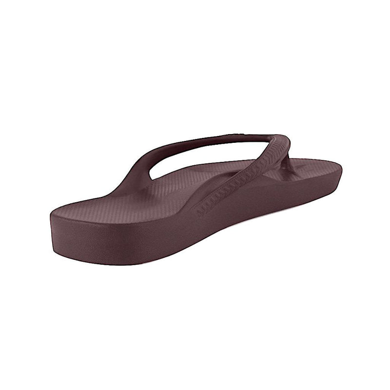 ARCHIES THONGS BROWN